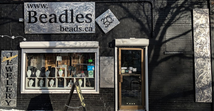 Photo of Beadles Jewelry in Calgary